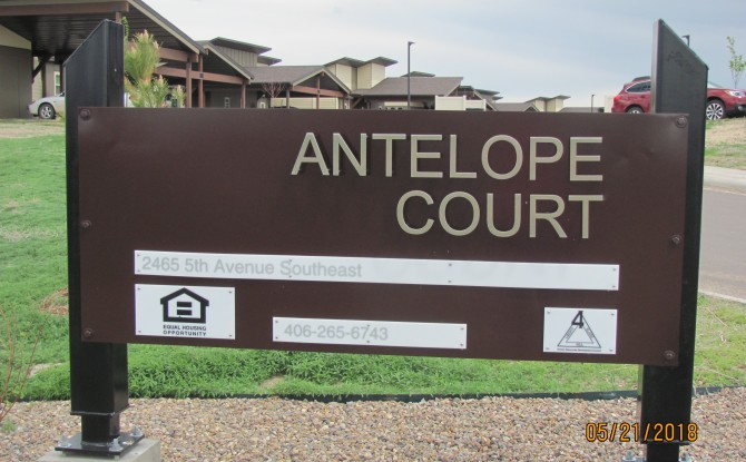 Antelope Court Image