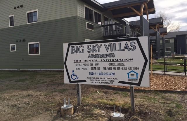 Big Sky Villas Image