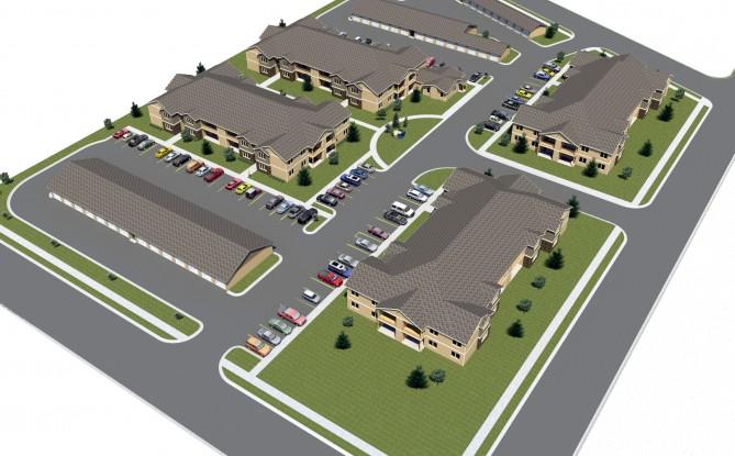 Cattail Ridge Apartments Image