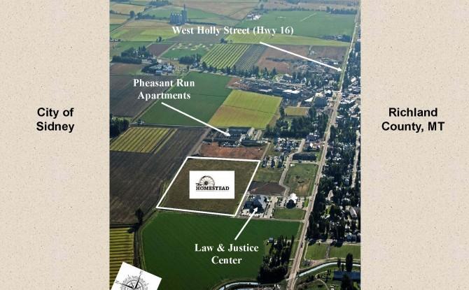 The Homestead Subdivision Image